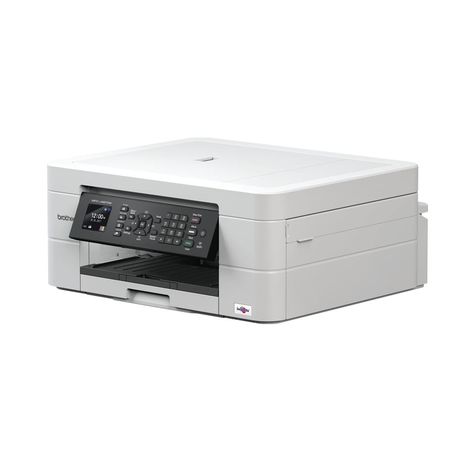 Kabelloser 4-in-1-Tintenstrahl-Farbdrucker MFC-J497DW 2