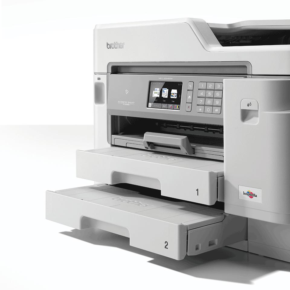 MFC-J5945DW kabelloser 4-in-1 DIN A3 Tintenstrahl-Farbdrucker 6
