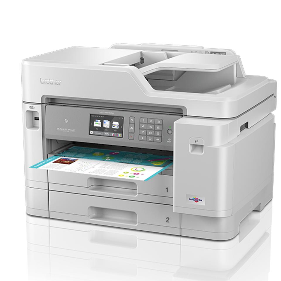 Imprimante jet d'encre couleur A3 4-en-1 sans fil MFC-J5945DW 2
