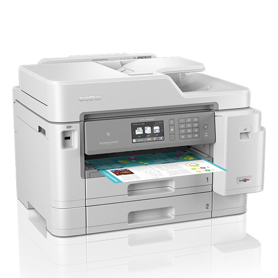 MFC-J5945DW kabelloser 4-in-1 DIN A3 Tintenstrahl-Farbdrucker 3