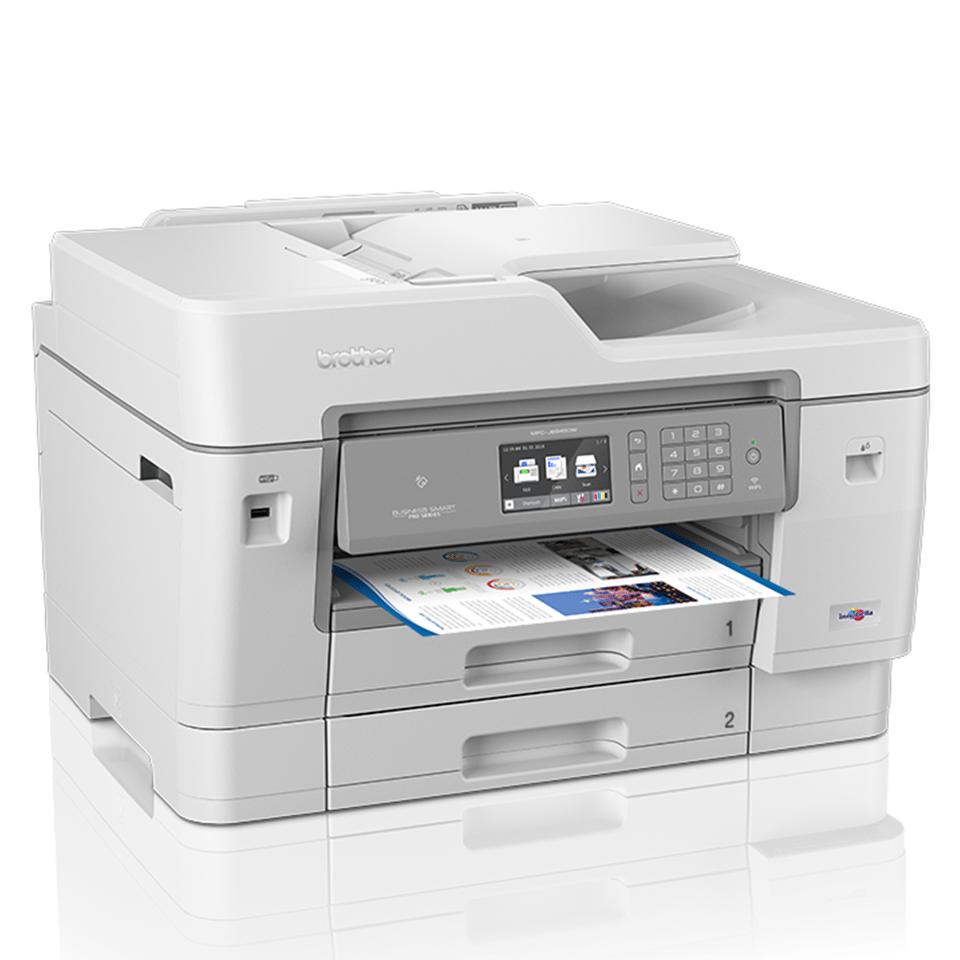 MFC-J6945DW Imprimante jet d'encre couleur A3 4-en-1 sans fil 3