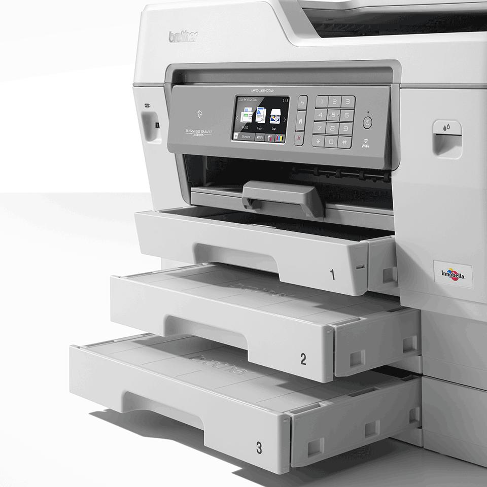 Imprimante jet d'encre couleur A3 4-en-1 sans fil MFC-J6947DW 6