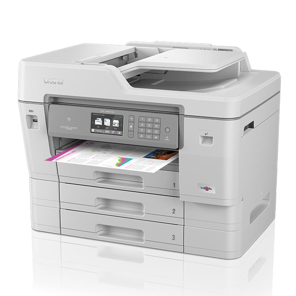 Imprimante jet d'encre couleur A3 4-en-1 sans fil MFC-J6947DW 2