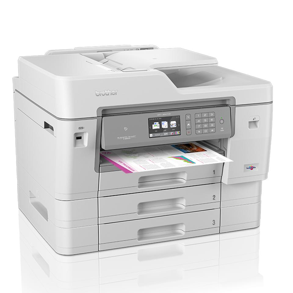 Imprimante jet d'encre couleur A3 4-en-1 sans fil MFC-J6947DW 3