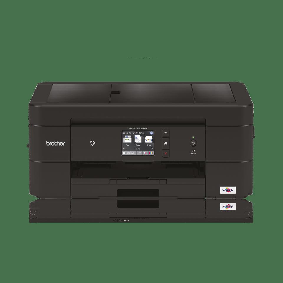 Imprimante jet d'encre couleur 4-en-1 wifi MFC-J890DW