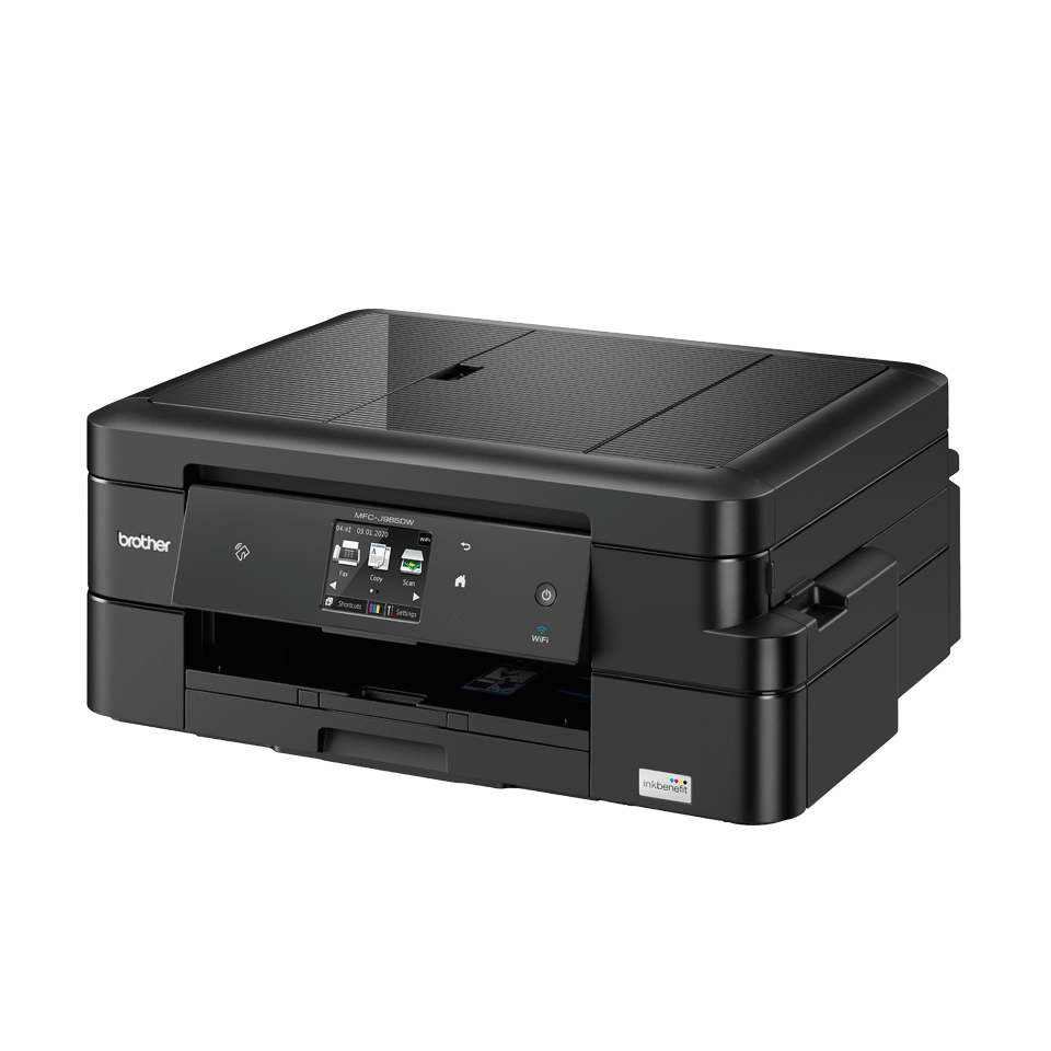 MFC-J985DW XL-Bundle mit All-in-One-Drucker und 12 Patronen 2