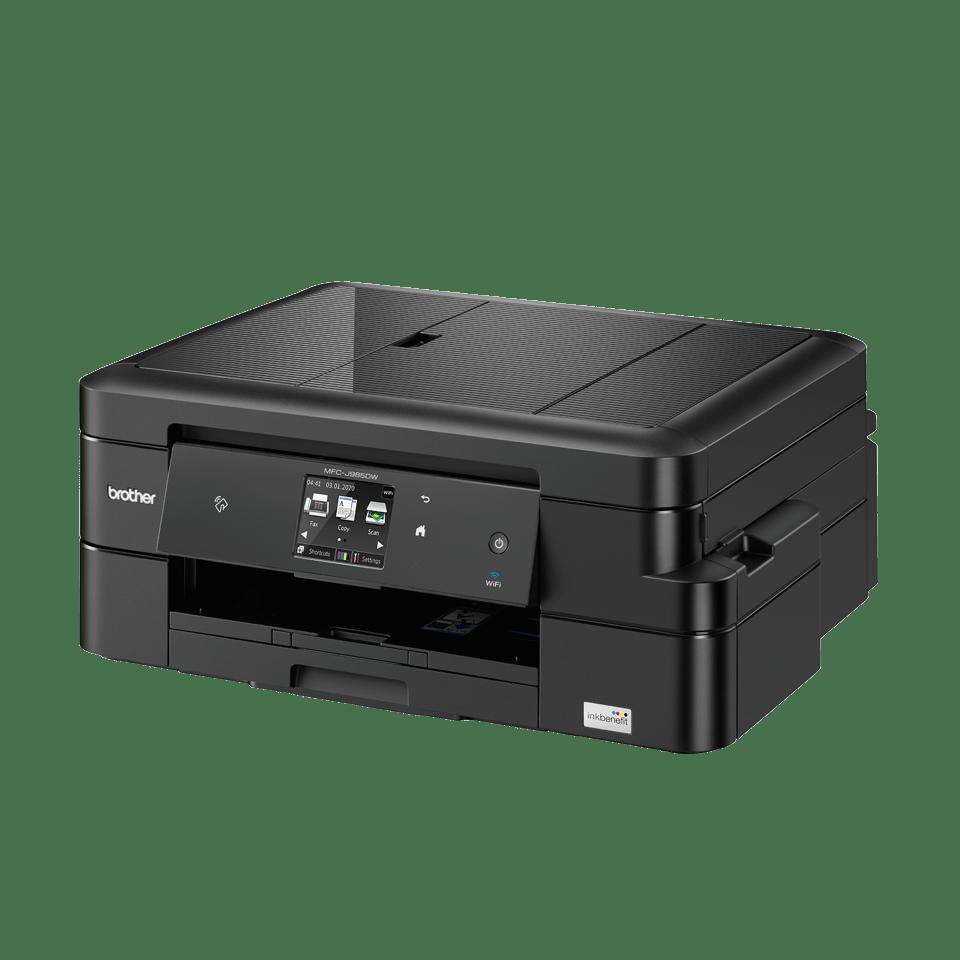 MFC-J985DW XL-Bundle mit All-in-One-Drucker und 12 Patronen 2