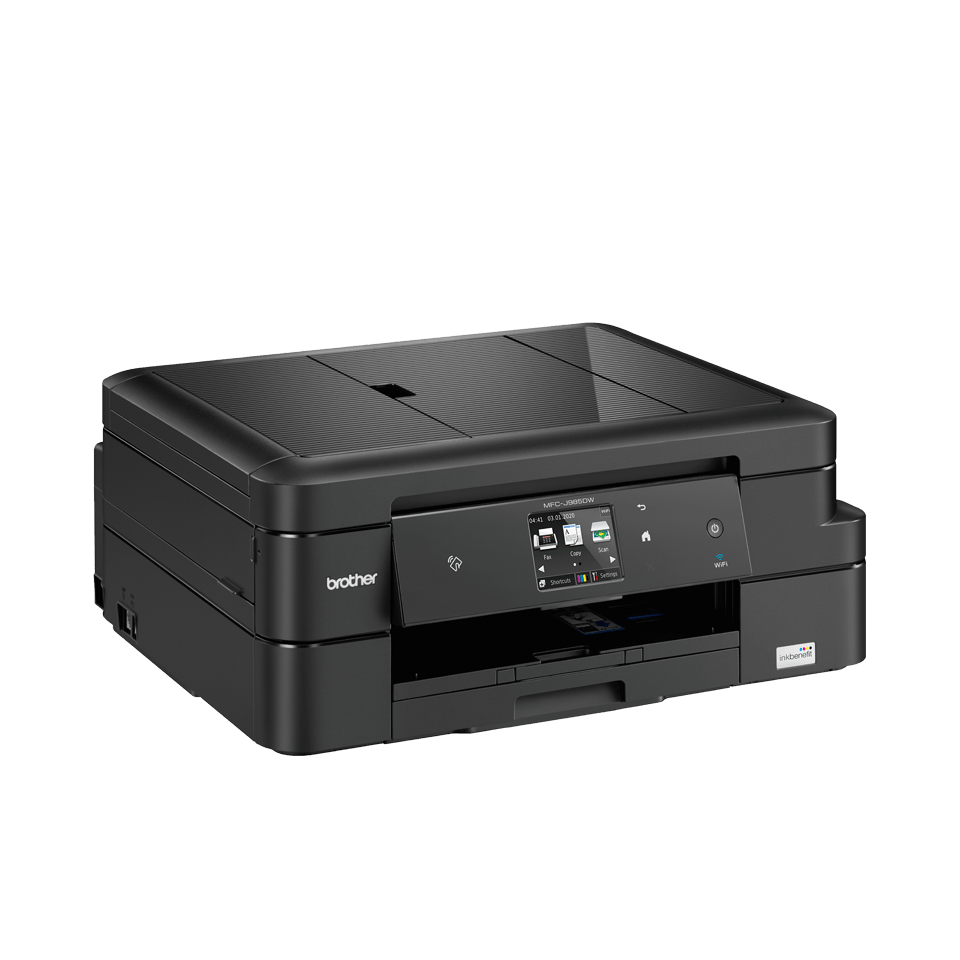 MFC-J985DW XL-Bundle mit All-in-One-Drucker und 12 Patronen 3