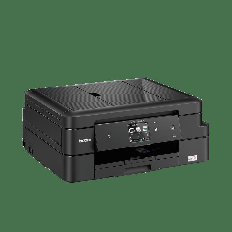 MFC-J985DW XL-Bundle mit All-in-One-Drucker und 12 Patronen 3