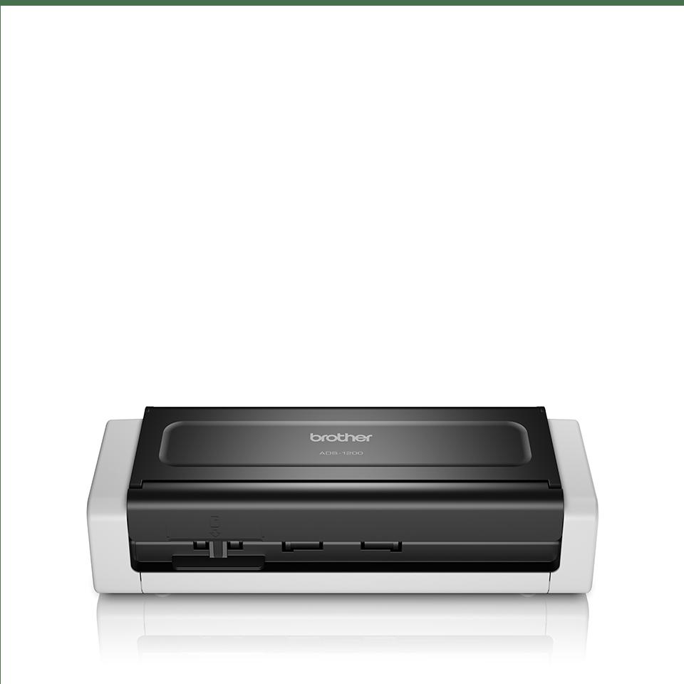 Portabler und kompakter ADS-1200 Dokumentenscanner 4
