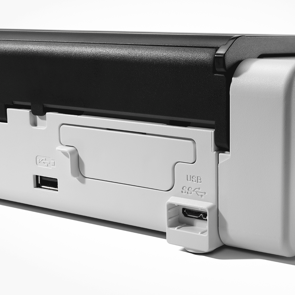 Portabler und kompakter ADS-1200 Dokumentenscanner 7