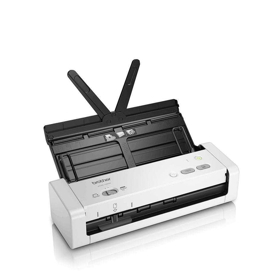 ADS-1200 Scanner de documents compact et portable 3