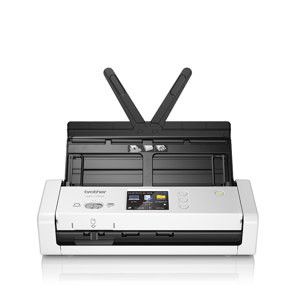 ADS-1700W Scanner de documents compact et intelligent 5