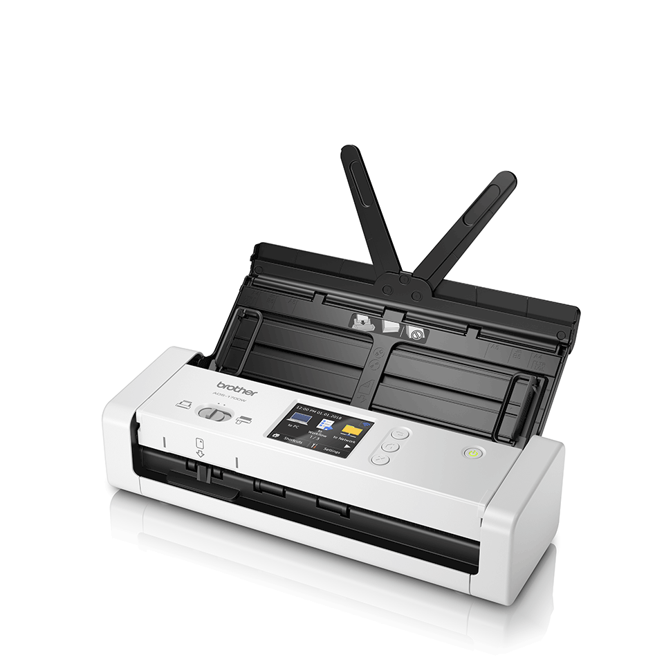 ADS-1700W Scanner de documents compact et intelligent 2