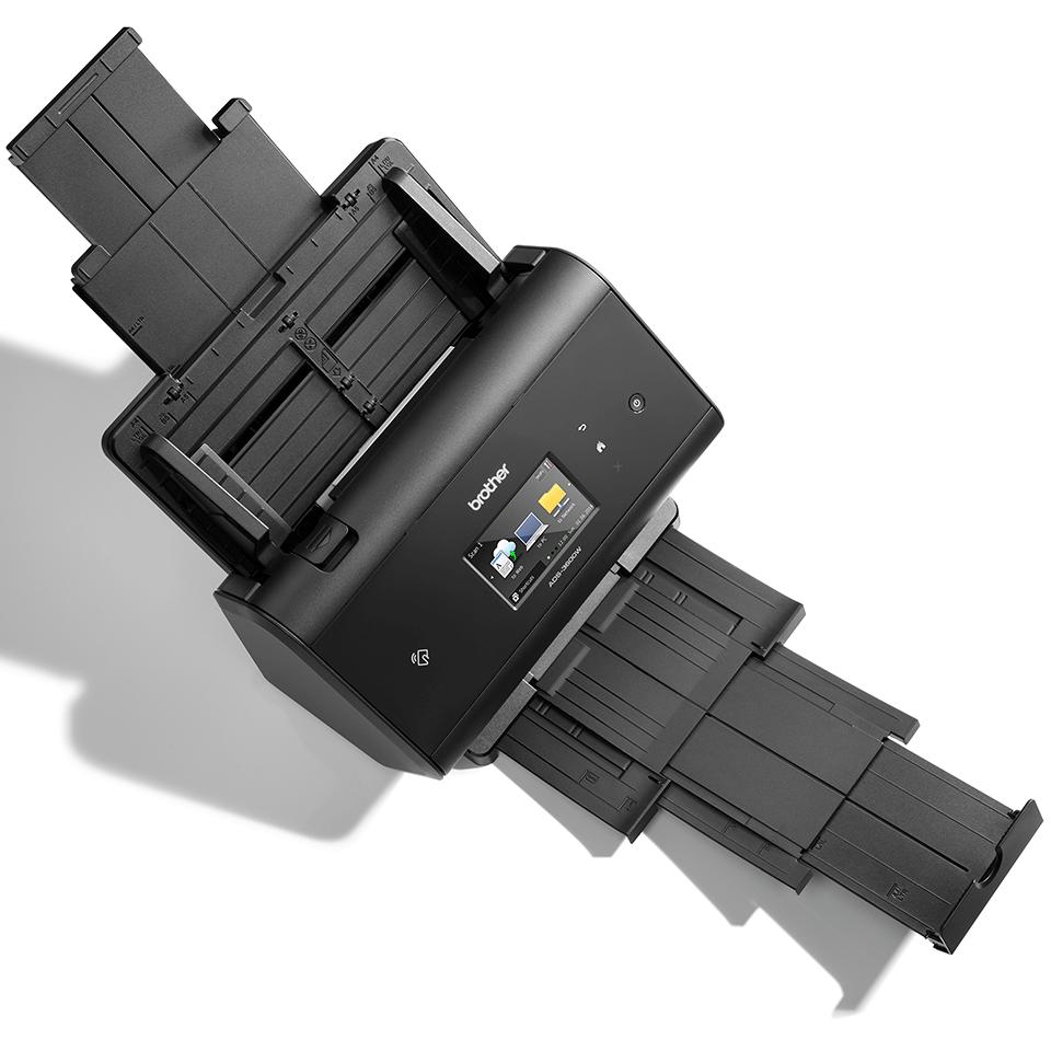 ADS-3600W schneller Wireless- und Netzwerk-Desktopscanner 6