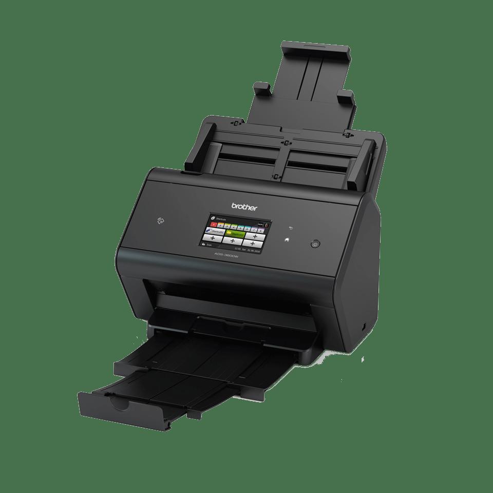 ADS-3600W schneller Wireless- und Netzwerk-Desktopscanner 2