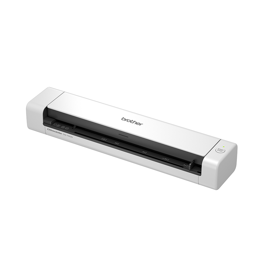 Scanner de documents portable recto-verso Brother DSmobile DS-740D 2