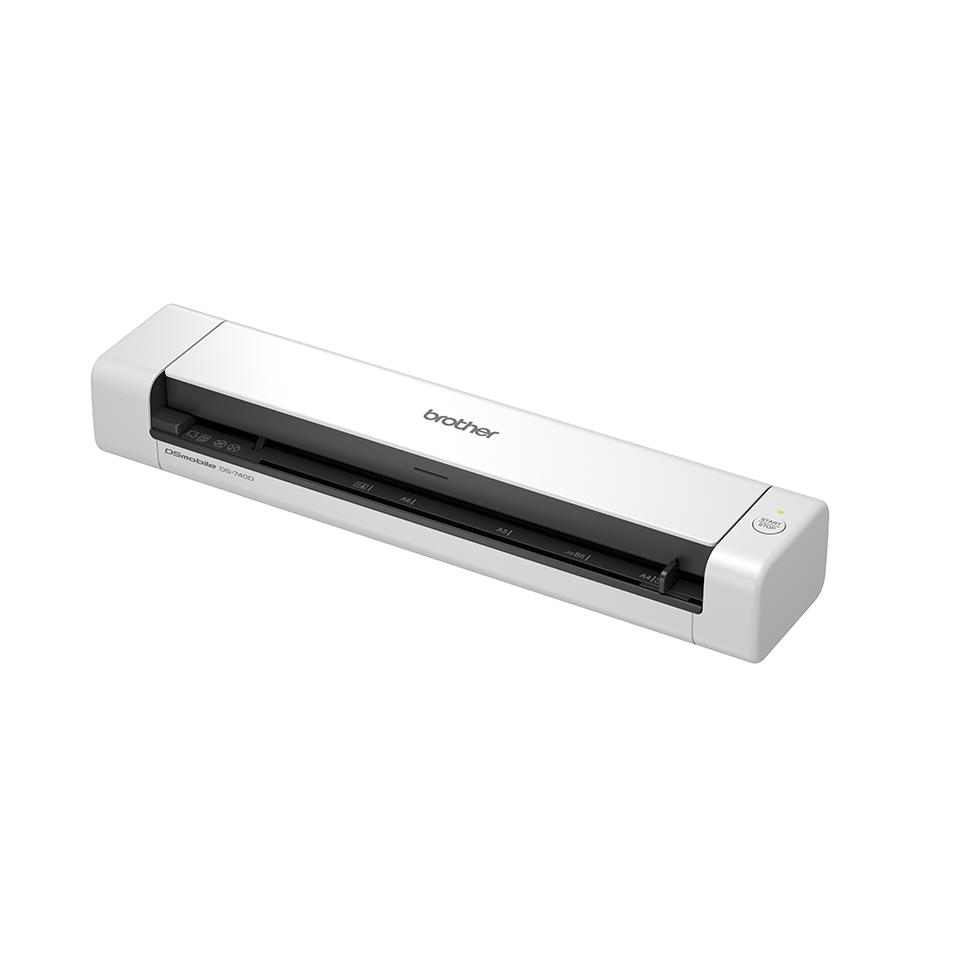 Brother DSmobile DS-740D Tragbarer Dokumentenscanner mit Duplex-Funktion 2