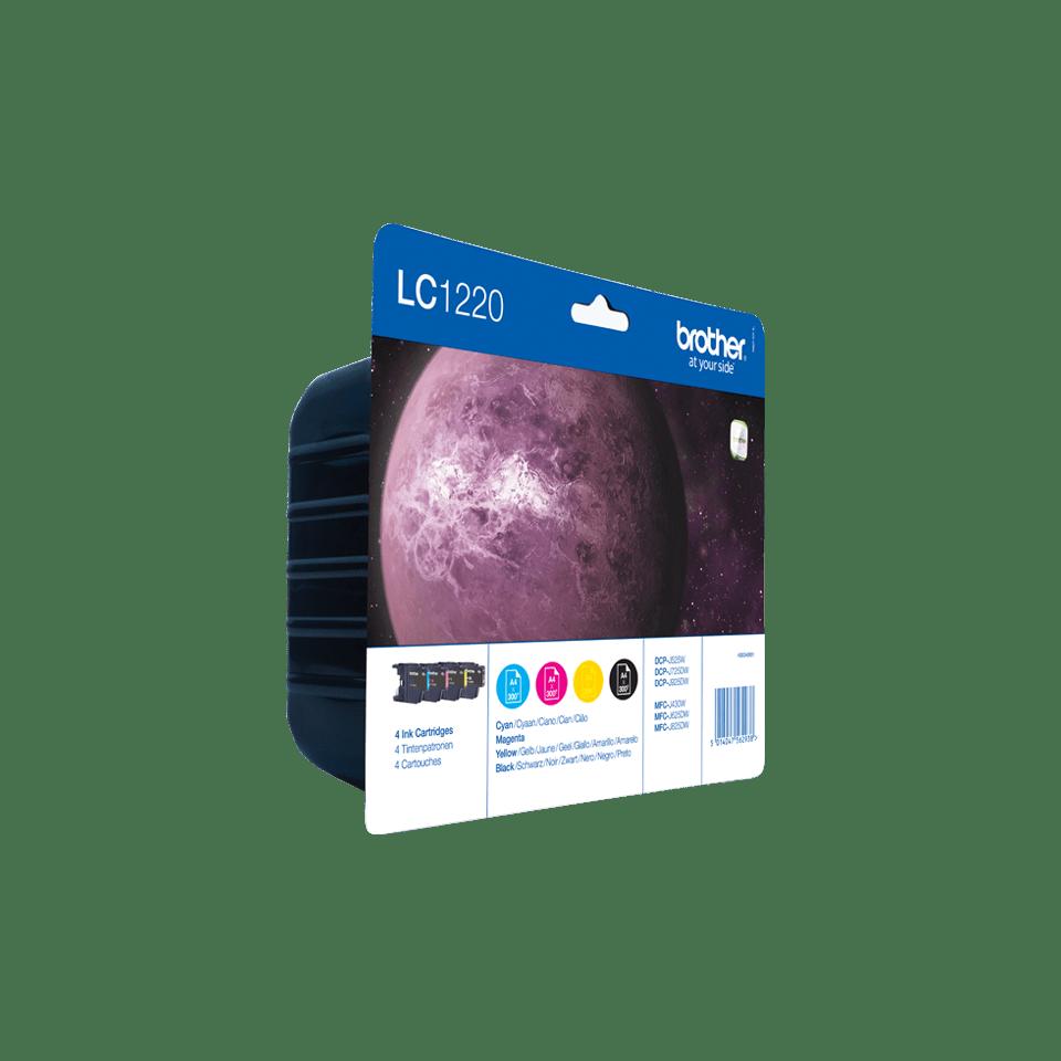Original LC-1220VALBP Tintenpatronen von Brother (Multipack) 2