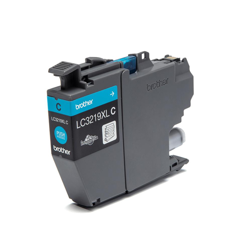 Original LC-3219XLC Druckerpatrone von Brother – Cyan 2