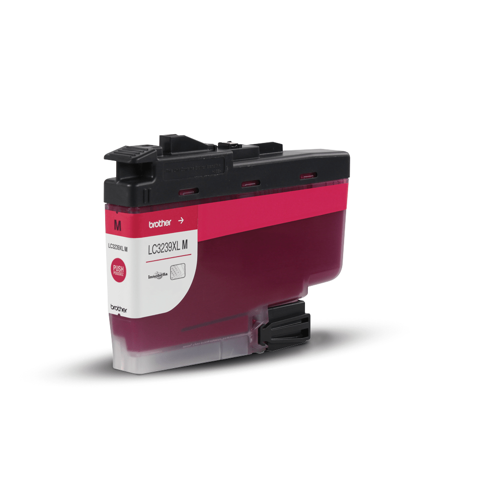 Original Brother LC3239XLM High Yield Tintenpatrone – Magenta