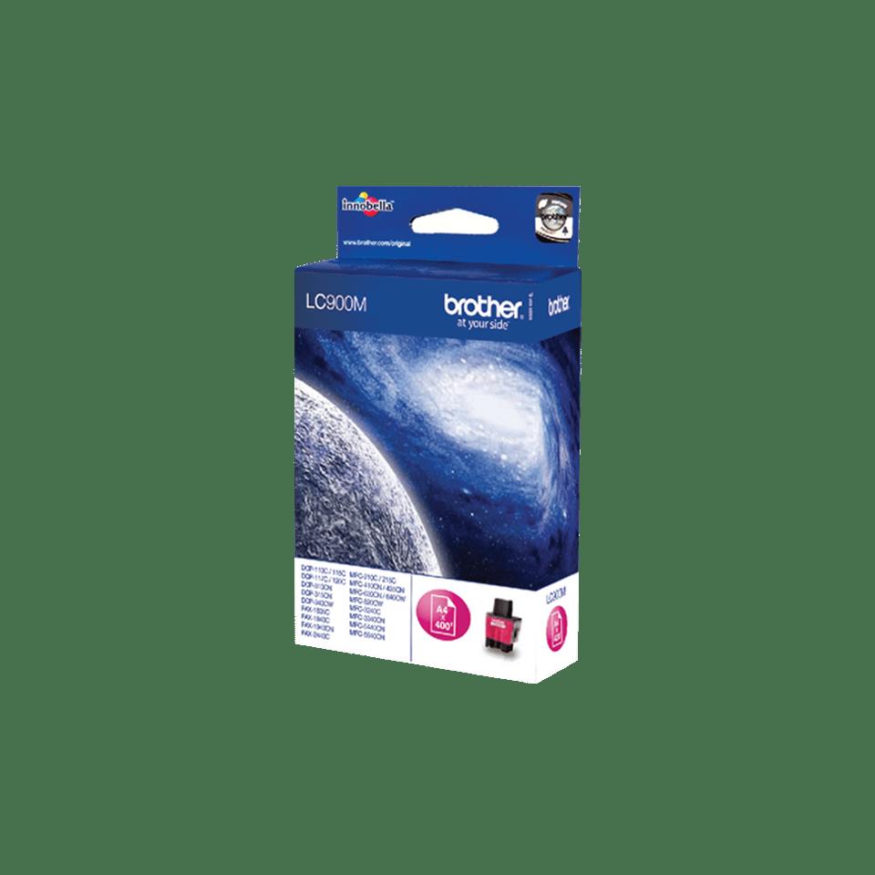 Original LC-900M Tintenpatrone von Brother – Magenta 2