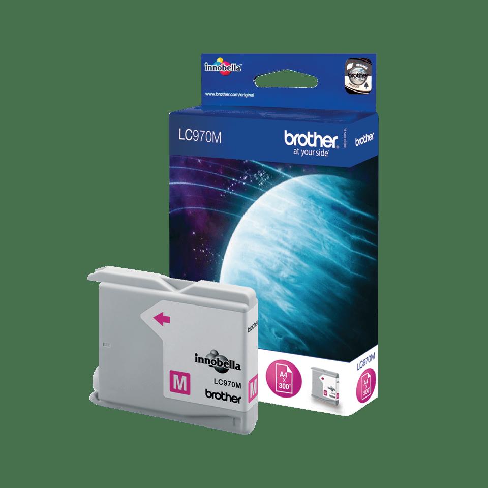 Original LC-970M Tintenpatrone von Brother – Magenta 2