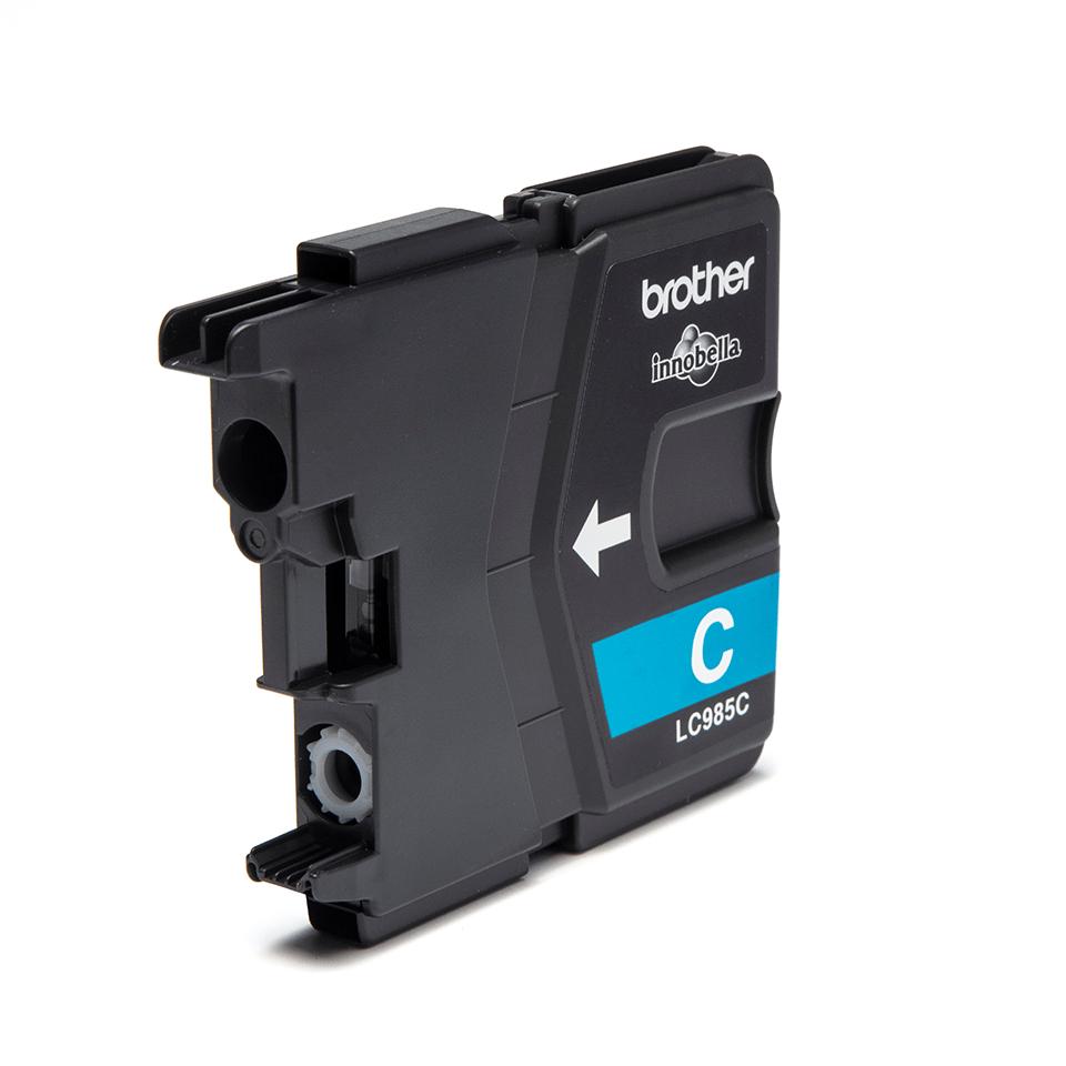 Original LC-985C Tintenpatrone von Brother – Cyan 2