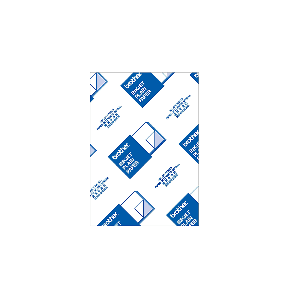 Original BP-60PA3 Inkjet Papier normal DIN A3 von Brother