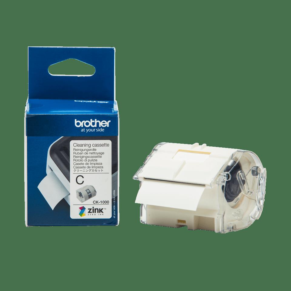 Original Brother CK-1000 Druckkopfreinigungskassette – 50 mm breit 3