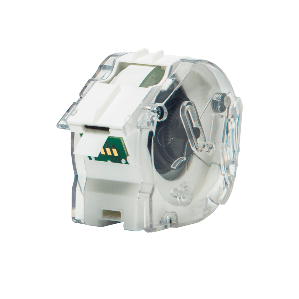 Original Brother CZ-1001 Farb-Endlosetikettenrolle – 9 mm breit 3