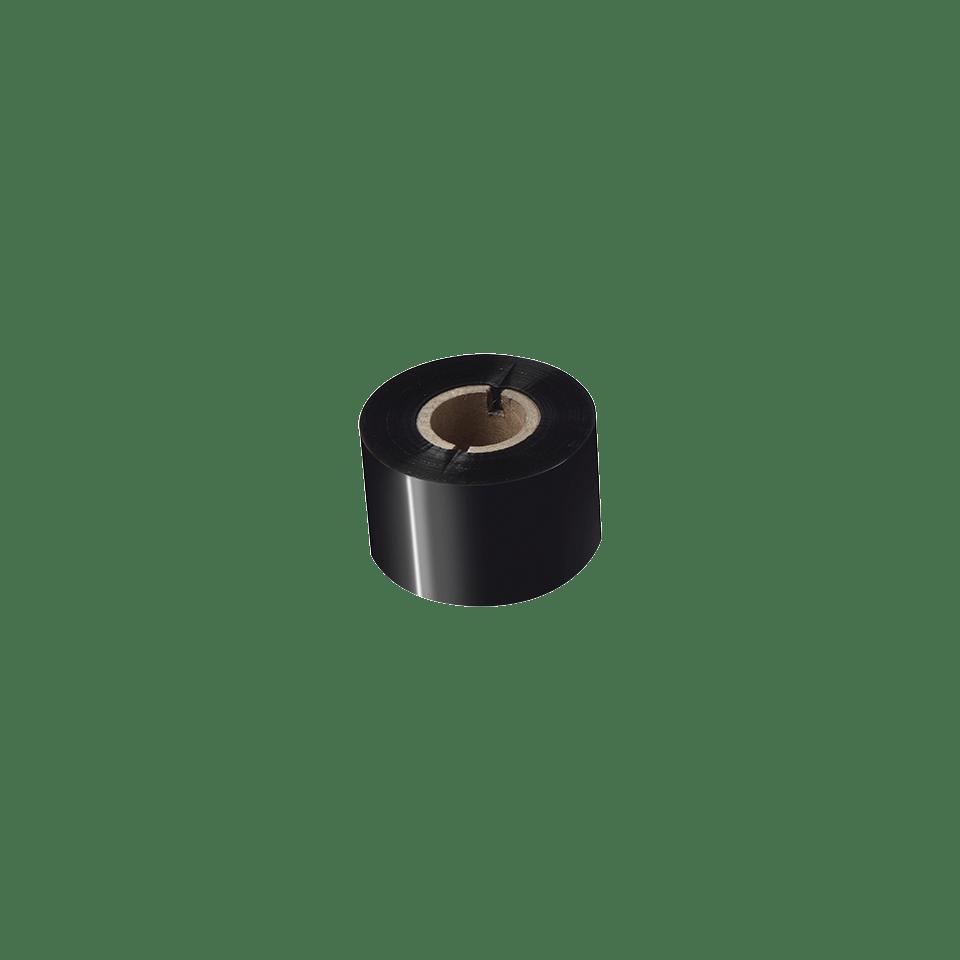 Ruban encreur noir de résine standard à transfert thermique BRS-1D300-060 2