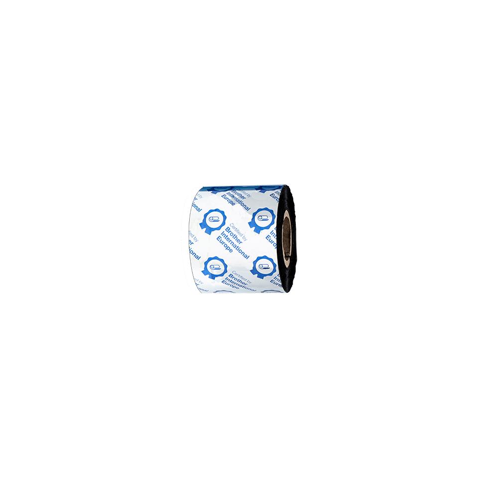 Ruban encreur noir de cire/résine premium à transfert thermique BSP-1D300-060