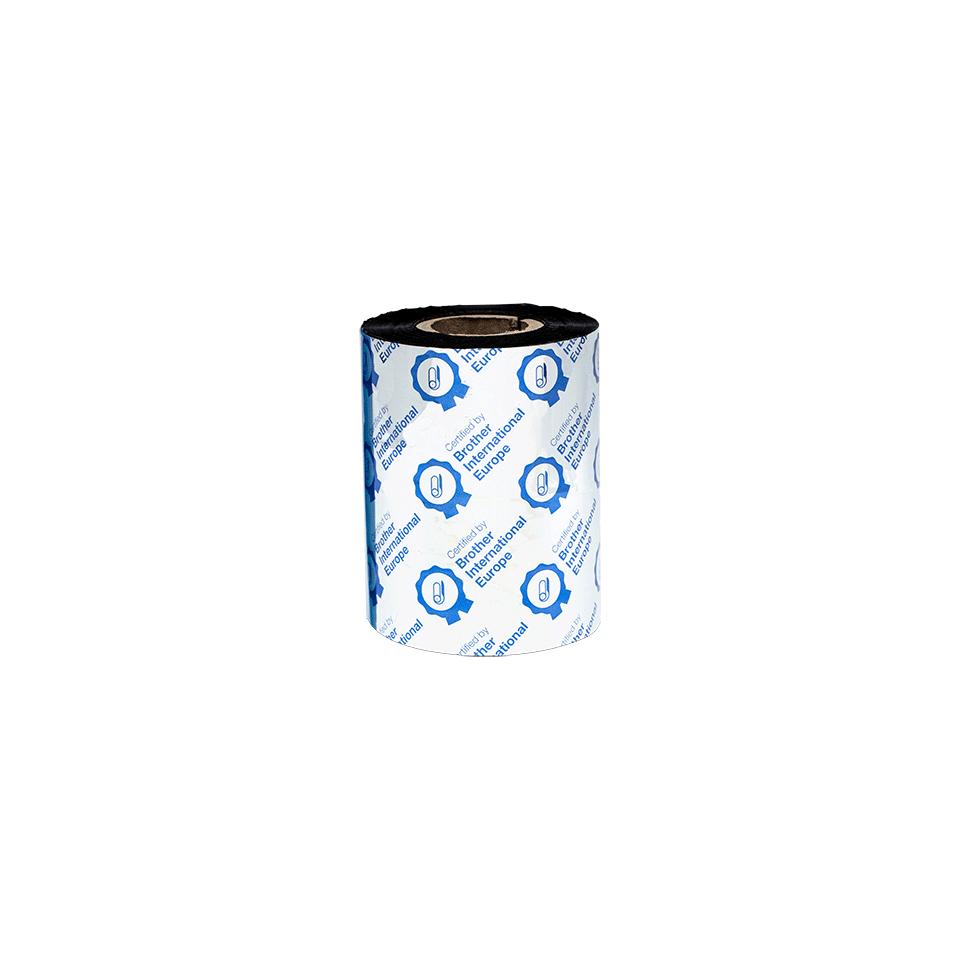 Ruban encreur noir de cire/résine premium à transfert thermique BSP-1D300-080 3