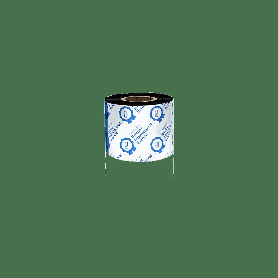 Ruban encreur noir de cire standard à transfert thermique BWS-1D300-060 3