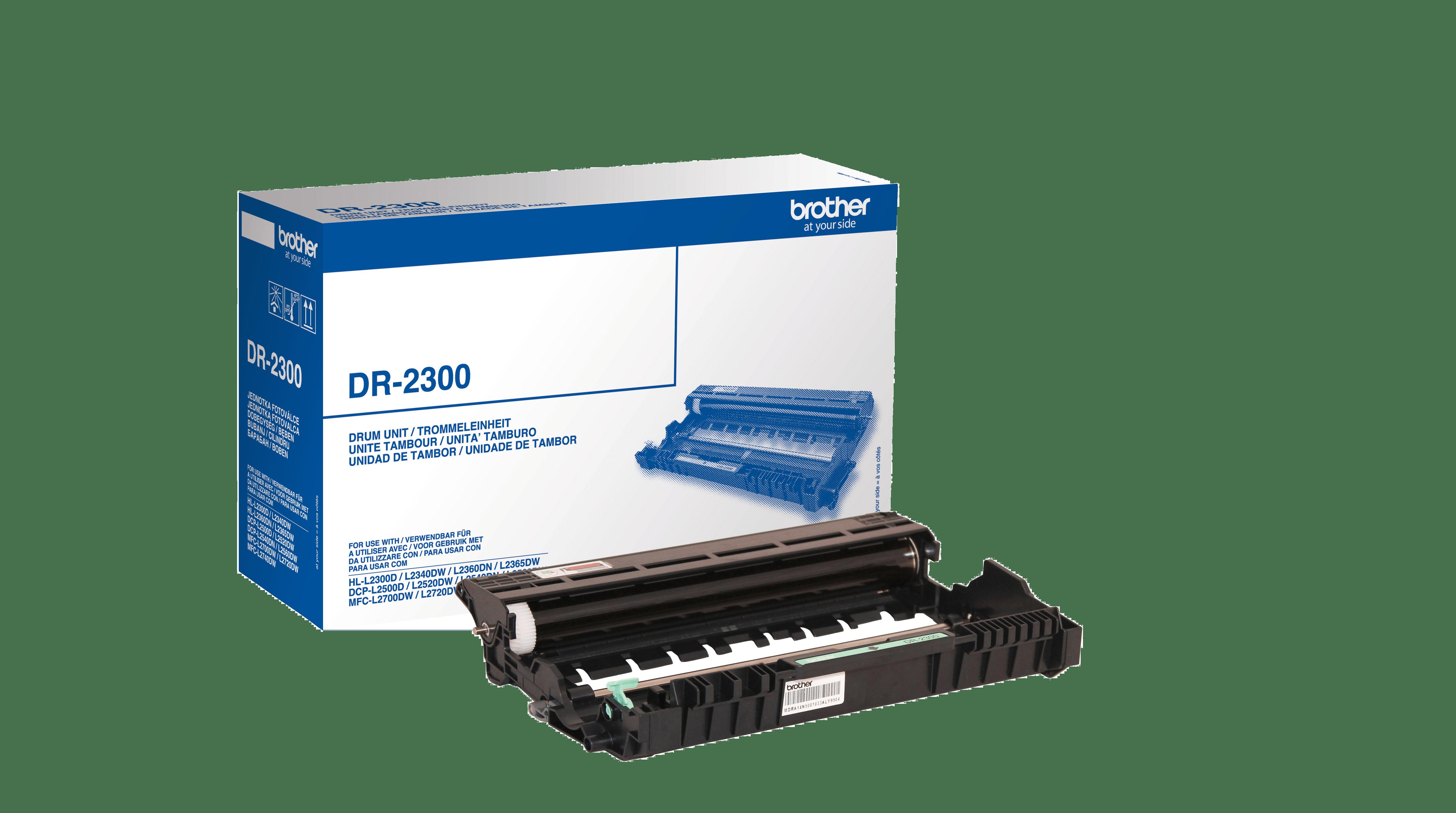 Original DR-2300 Trommeleinheit von Brother