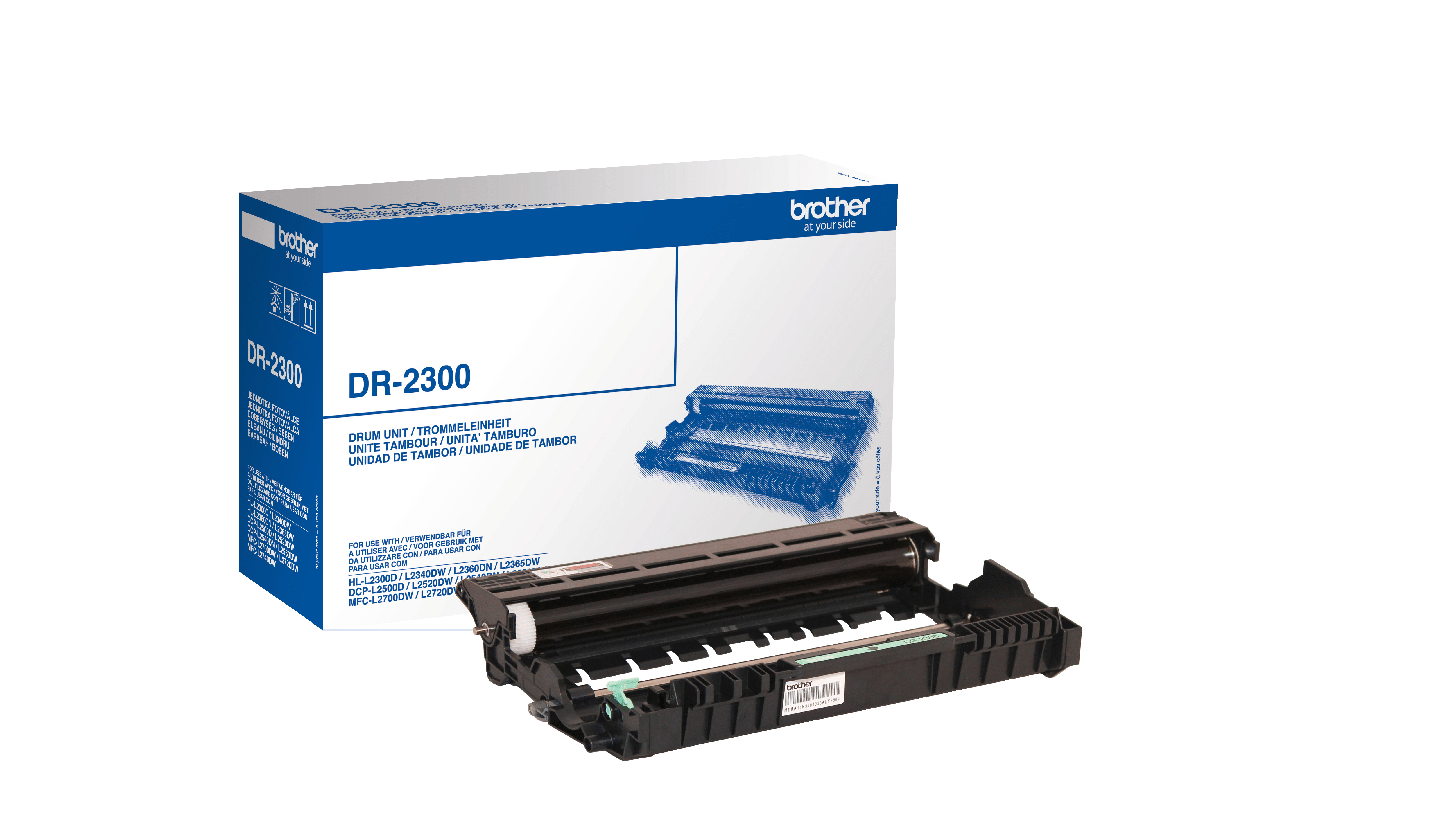Original DR-2300 Trommeleinheit von Brother 0