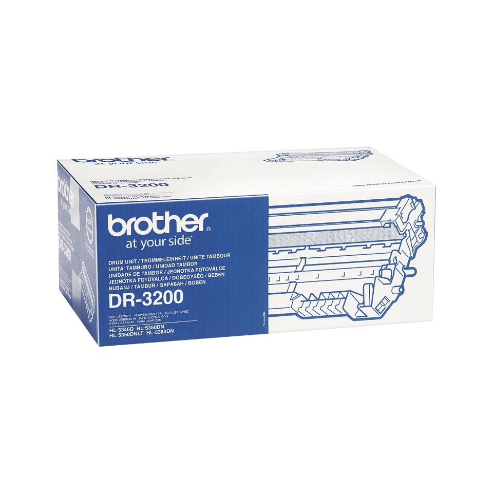 Original DR-3200 Trommeleinheit von Brother 2