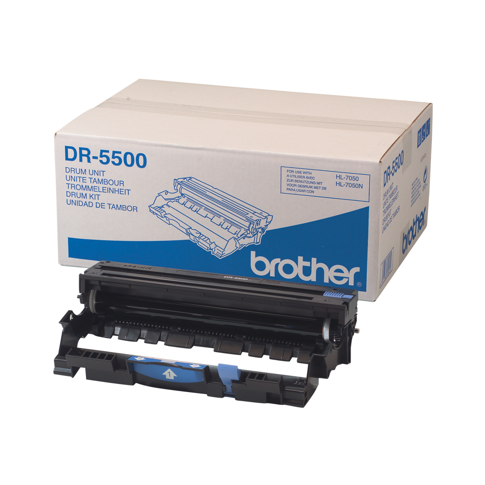 Original DR-5500 Trommeleinheit von Brother