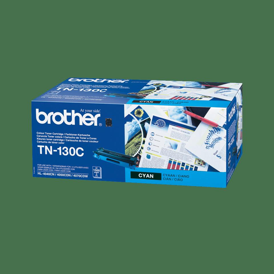 Original TN-130C Tonerkartusche von Brother – Cyan