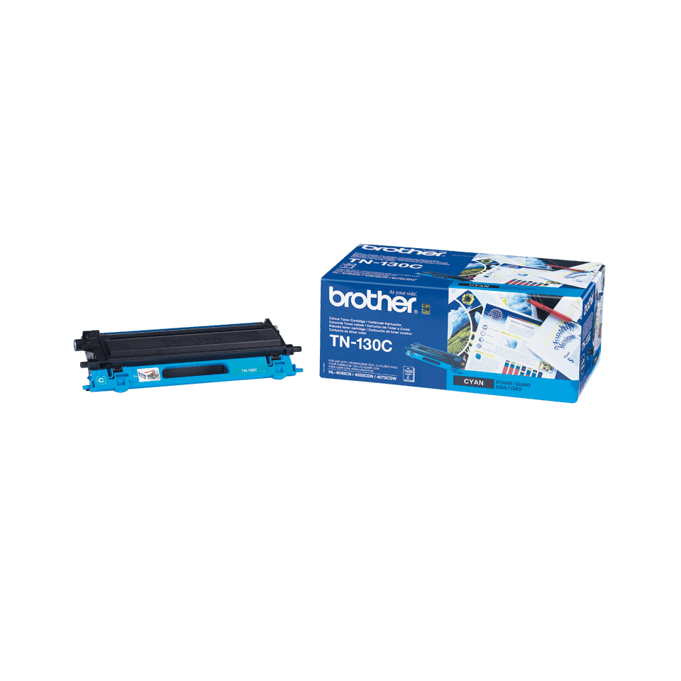 Cartouche de toner TN-130C Brother originale – Cyan 2