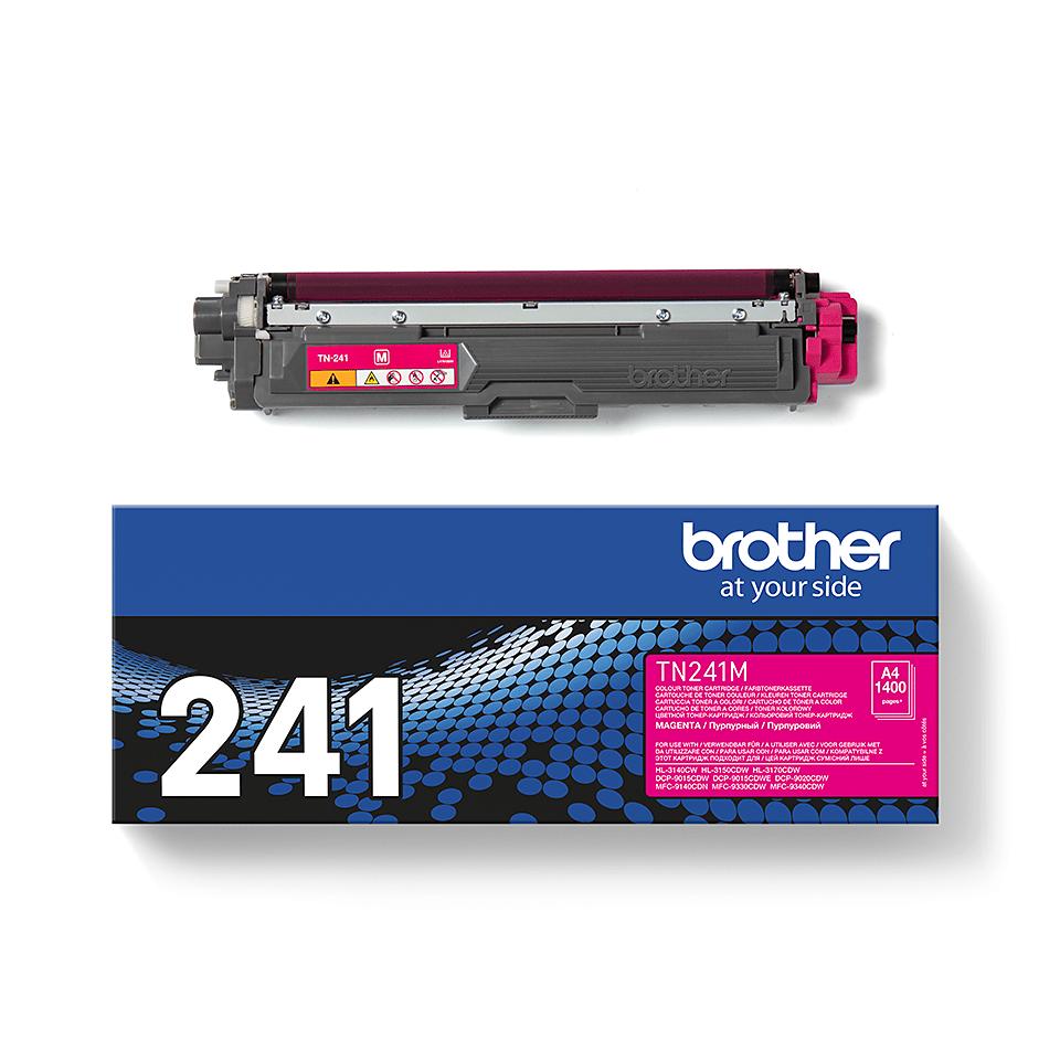 Original TN-241M Tonerkartusche von Brother – Magenta 3