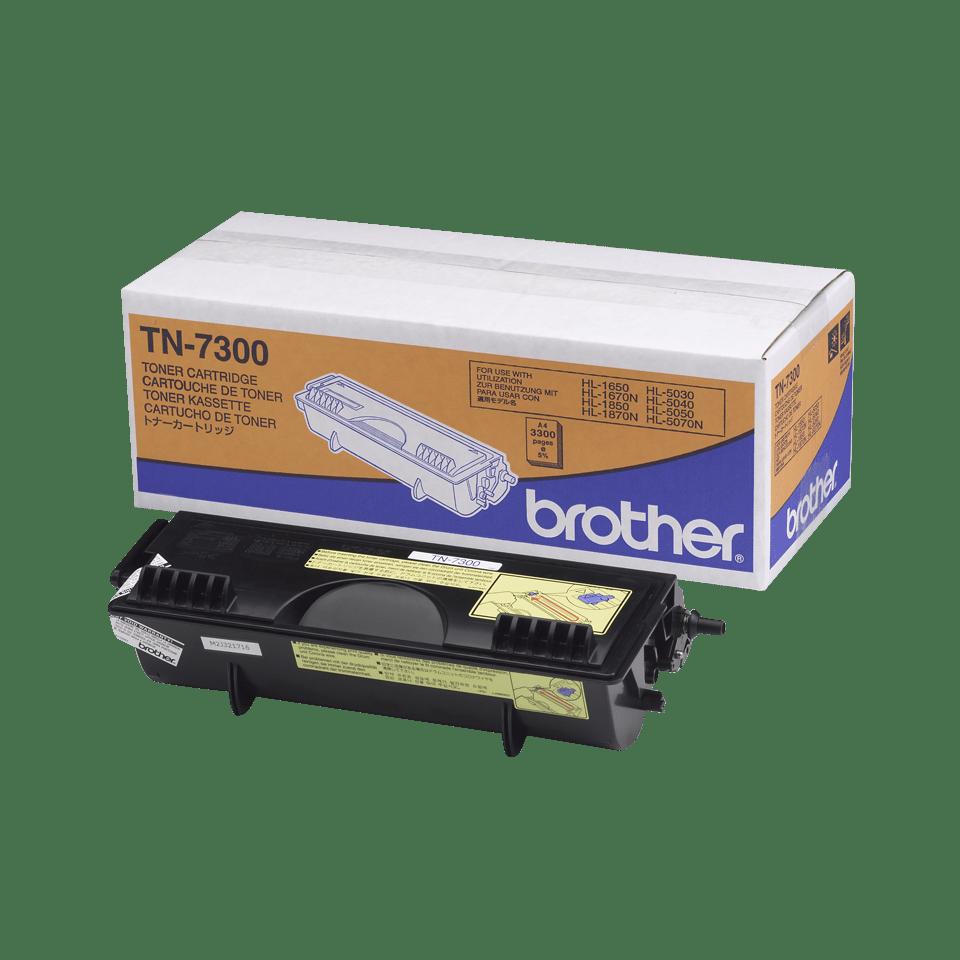Original TN-7300 High Yield Tonerkartusche von Brother – Schwarz