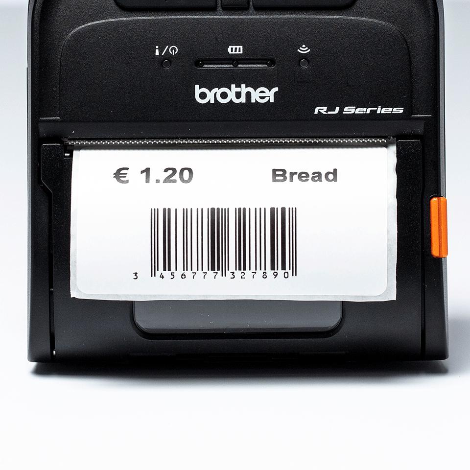 Direkt Thermo-Rolle Etikettenrolle BDE-1J044076-040 4