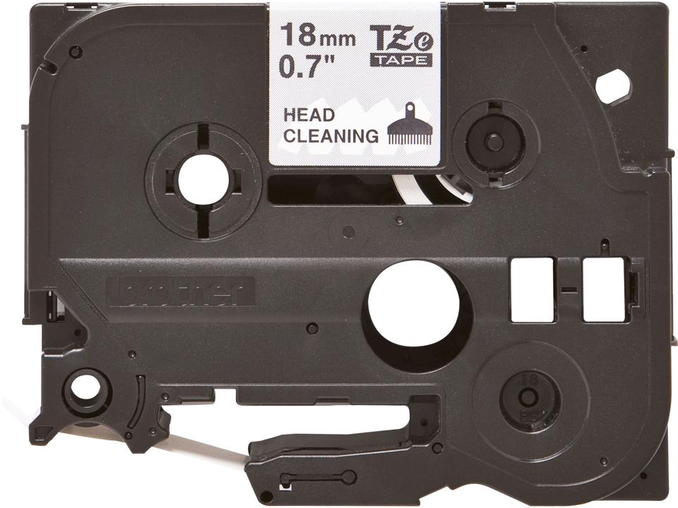 Original TZe-CL4 Druckkopfreinigungskassette von Brother – 18mm breit