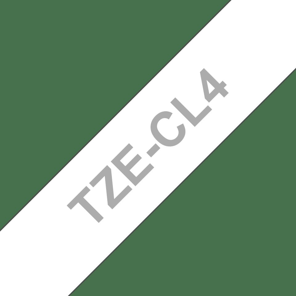 Original TZe-CL4 Druckkopfreinigungskassette von Brother – 18mm breit 3