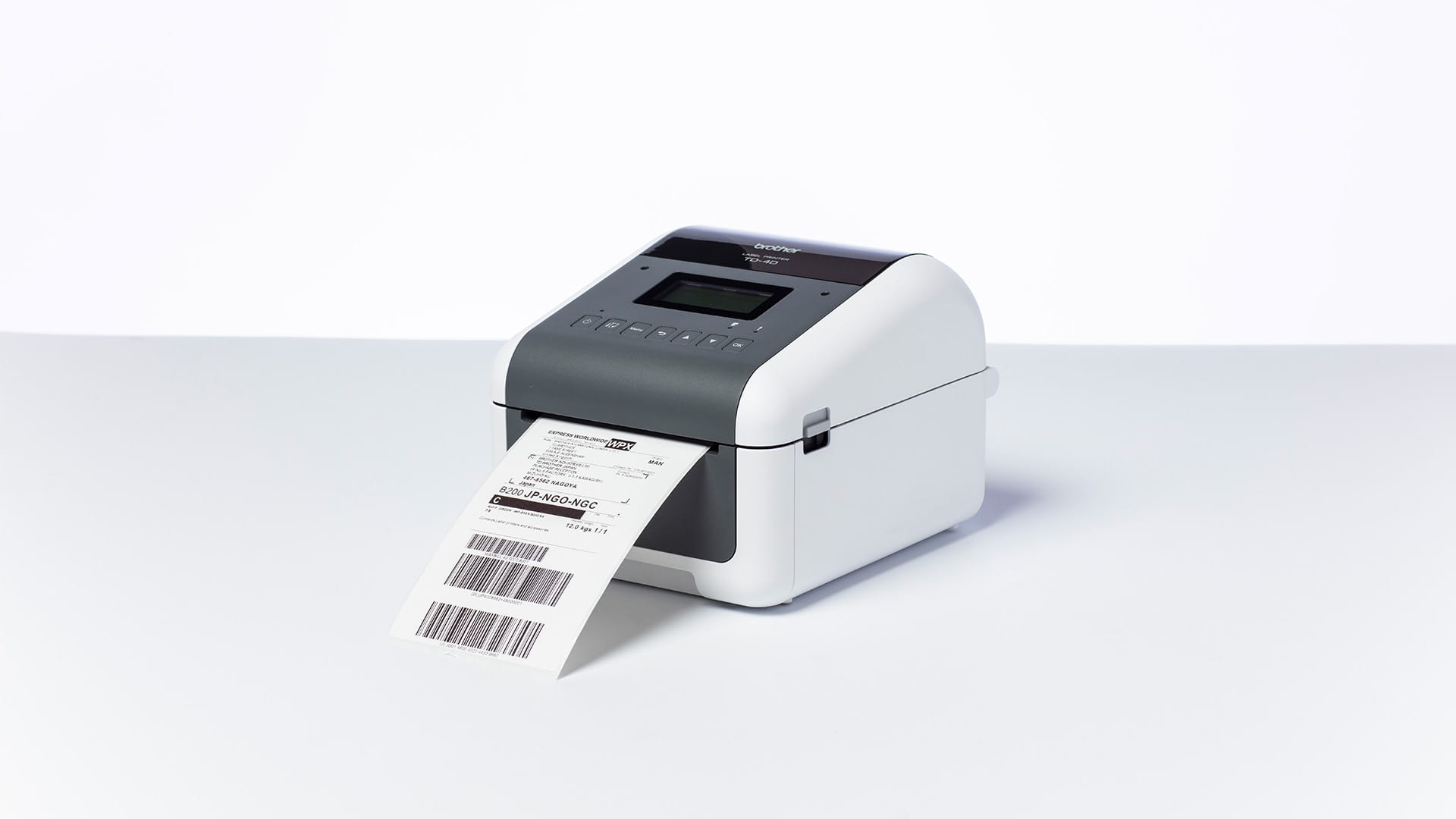 Brother TD-4650TNWB Desktop-Etikettendrucker 6